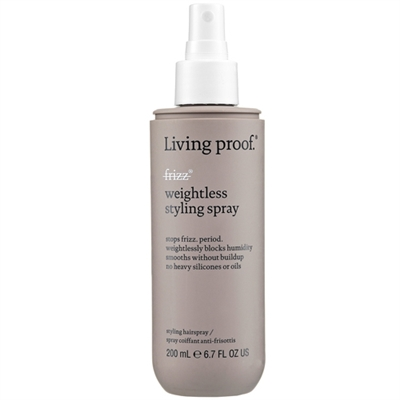 Living Proof No Frizz Weightless Styling Hairspray 6.7oz / 200ml
