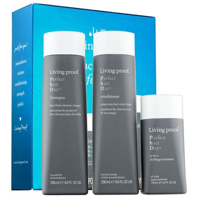 Living Proof Peace Love Perfect Hair 3 Piece Set
