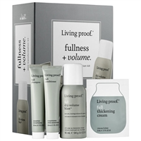 Living Proof Fullness + Volume Mini Transformation 4pc Kit