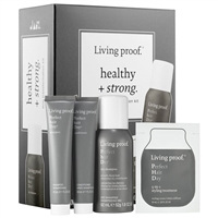 Living Proof Healthy + Strong Mini Transformation 4pc Kit
