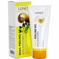 Lunes Snail Peeling Gel 6.08oz / 180ml
