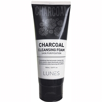 Lunes Charcoal Cleansing Foam 5.07oz / 150ml