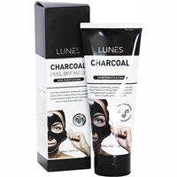 Lunes Charcoal Peel Off Mask 5.07oz / 150ml