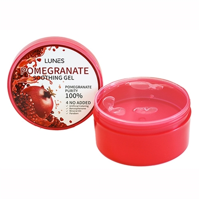 Lunes Pomegranate Soothing Gel 10oz / 300ml