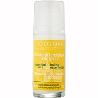 L'Occitane Refreshing Aromatic Deodorant 1.7oz / 50ml