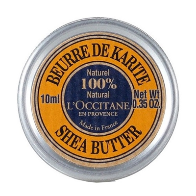 L'Occitane Shea Butter 100% Natural 0.35oz / 10ml