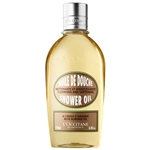 L'Occitane Cleansing & Softening Shower Oil With Almond Oil 8.4oz / 250ml