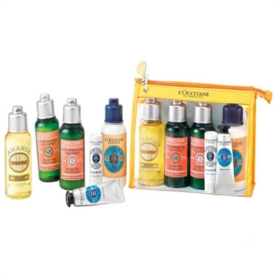 L'Occitane Best Of Provence Six Piece Set