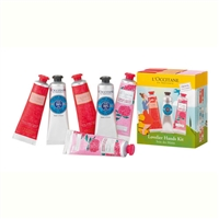 L'Occitane Lovelier Hands 6 Piece Kit