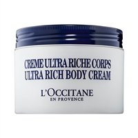 L'Occitane Shea Butter Ultra Rich Body Cream 6.9oz / 200ml