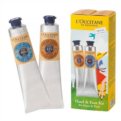 L'Occcitane Hand & Foot 2 Piece Kit
