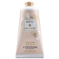 L'Occitane Neroli & Orchidee Hand Cream 2.6oz / 75ml