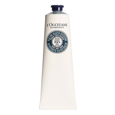 L'Occitane Shea Butter Intensive Hand Balm Very Dry Skin 5.2oz / 150ml