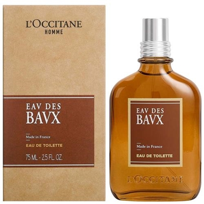Eau De Baux by L'Occitane for Men 2.5oz Eau De Toilette Spray