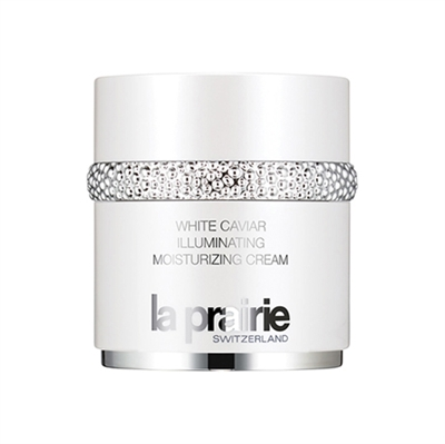 La Prairie White Caviar Illuminating Moisturizing Cream 1.7oz / 50ml