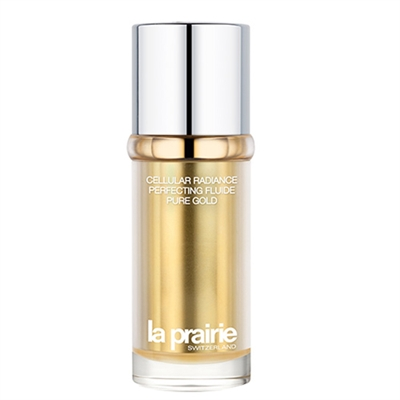 La Prairie Cellular Radiance Perfecting Fluide Pure Gold 1.35oz / 40ml