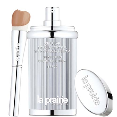 La Prairie Cellular Swiss Ice Crystal Transforming Cream SPF30 40 Tan 1.0oz / 30ml