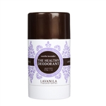 Lavanila The Healthy Deodorant Vanilla Lavender Solid Stick 2oz / 57g