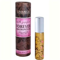 Lavanila Forever Fragrance Oil Roll-On Vanilla Grapefruit 0.27oz / 8ml
