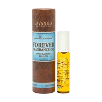 Lavanila Forever Fragrance Oil Roll-On Vanilla Coconut 0.27oz / 8ml