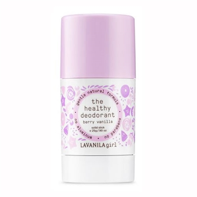 Lavanila The Healthy Deodorant Berry Vanilla Solid Stick 0.90oz / 25g
