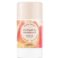 Lavanila The Healthy Deodorant Vanilla + Fire Solid Stick 2.0oz / 57g