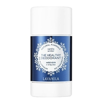 Lavanila The Healthy Deodorant Vanilla Winter 2oz / 57g