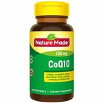Nature Made CoQ10 100 mg 40 Softgels