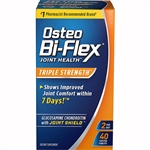 Osteo Bi-Flex Joint Health Triple Strength Glucosamine Chondroitin 40 Coated Tablets