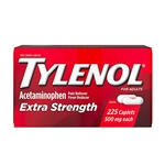 Tylenol Extra Strength Pain Reliever 225 Caplets