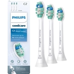 Philips Sonicare C2 Plaque Control 3 Replacement Brush Heads