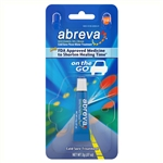 Abreva On The Go Cold Sore Treatment 0.07oz / 2g