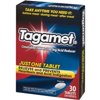 Tagamet HB 200 Heartburn & Acid Reducer 30 Tablets