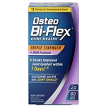 Osteo Bi-Flex Joint Health Triple Strength + MSM Formula 80 Coated Tablets