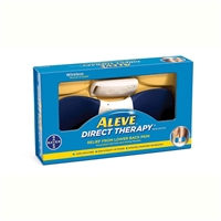 Aleve Direct Therapy TENS Device Relief From Lower Back Pain