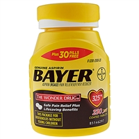 Bayer Pain Reliever 230 Coated Tablets