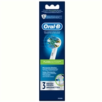 Oral-B Floss Action 3 Replacement Brush Heads