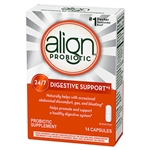 Align 24/7 Digestive Support Probiotic Supplement 14 Capsules