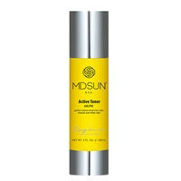 MDSUN Active Toner 4oz / 120ml