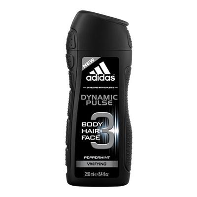 55f0a4c33d90 Adidas Dynamic Pulse Peppermint Hair & Body Shower Gel for Men 8.4oz