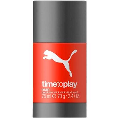 Puma Man Time To Play Deodorant Stick 2.4oz / 75ml