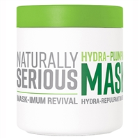 Naturally Serious Mask-Imum Revival Hydra Plumping Mask 3.4oz / 100ml