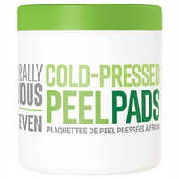 Naturally Serious Get Even Cold-Pressed Peel Pads 60 Pads
