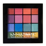 NYX Ultimate Shadow Palette Brights 0.02oz / 0.83g