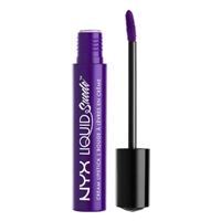 NYX Liquid Suede Cream Lipstick Amethyste 0.13oz / 4ml