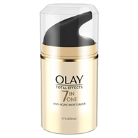 Olay Total Effects 7 In One Anti-Aging Moisturizer 1.7oz / 50ml