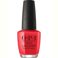 OPI Nail Lacquer Red My Fortune Cookie 0.5oz / 15ml