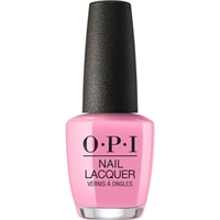 OPI Nail Lacquer I Think In Pink 0.5oz / 15ml