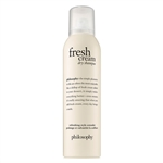 Philosophy Fresh Cream Dry Shampoo 4.3oz / 122g