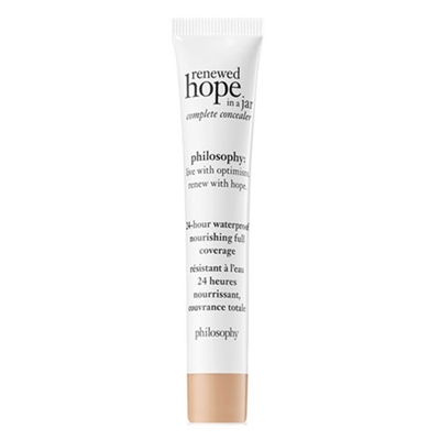 Philosophy Renewed Hope In A Jar Complete Concealer 4.5 Nude 0.34oz / 10ml
